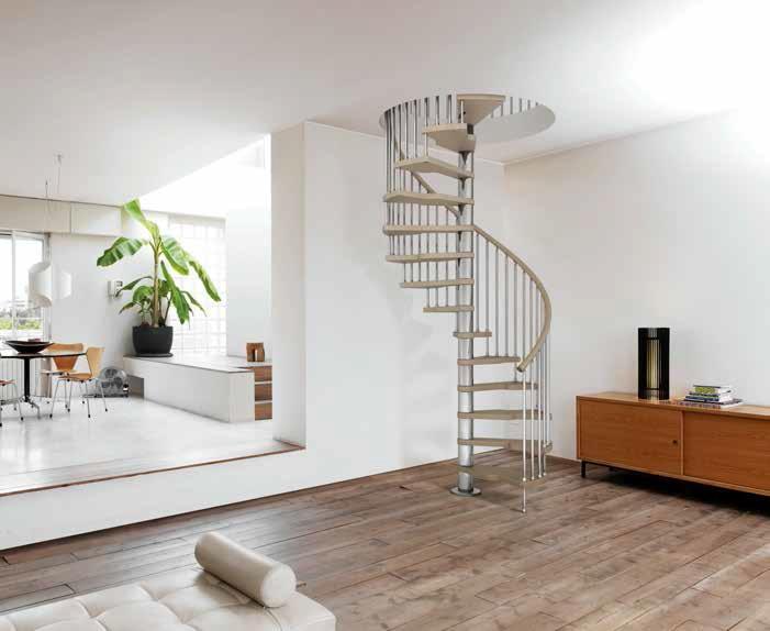 Ristrutturare una questione di scala ville casali for Ristrutturare casa classica