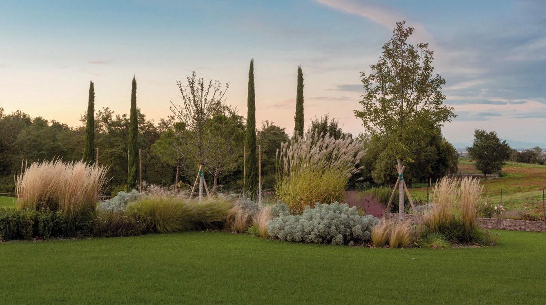 giardino naturale benessere e percorsi verdi ville casali