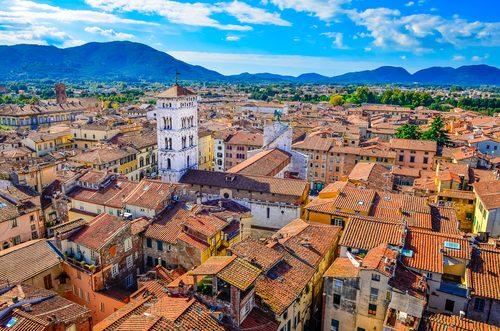 Lucca città affari