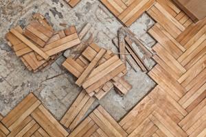 Carie legno