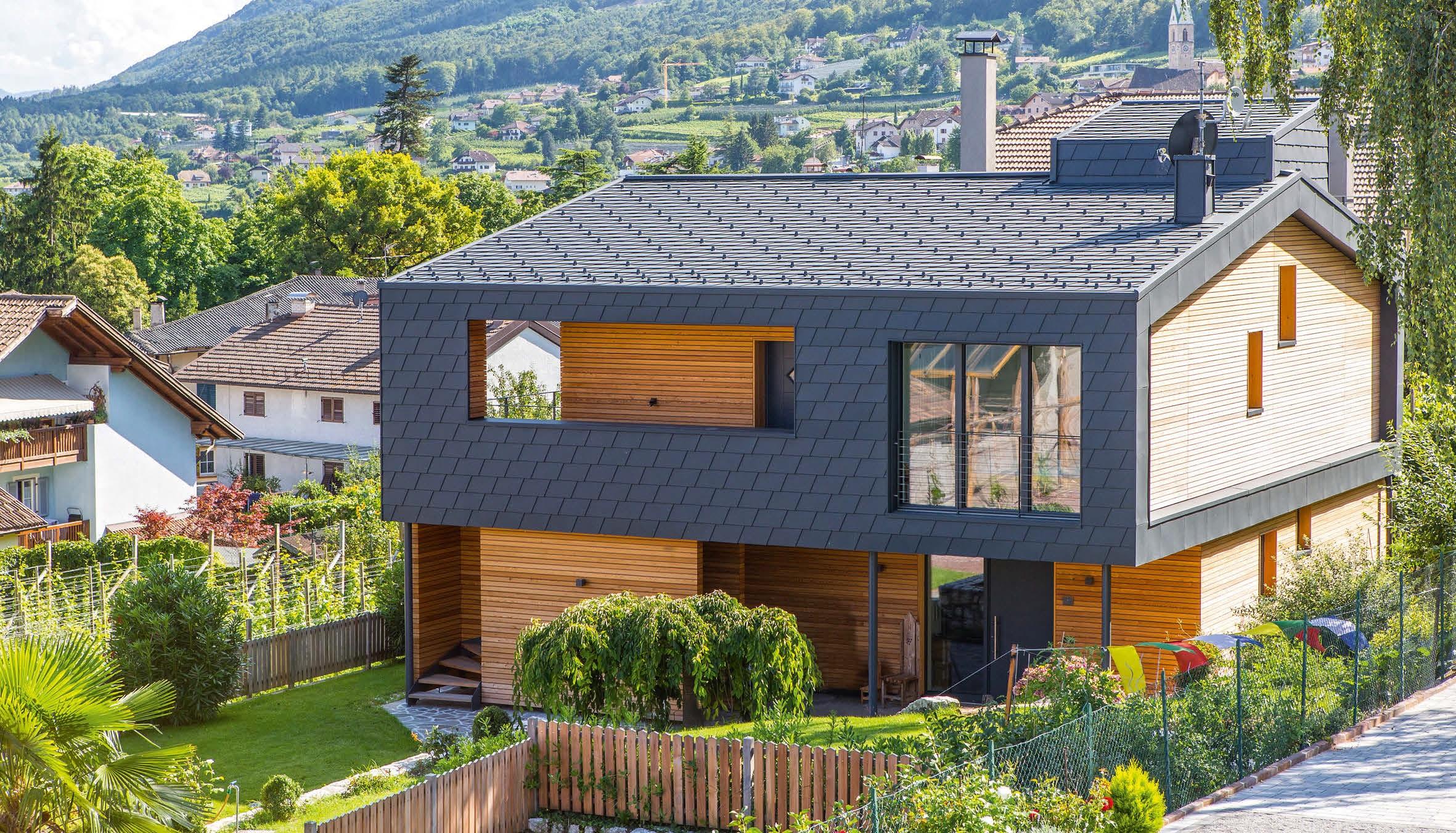 Emejing Terrazze A Tasca Contemporary - Idee Arredamento Casa ...