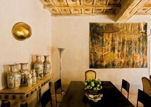 Un attico di Roma tra originalità e Storia
