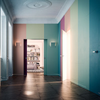 La collezione di pareti Syntesis