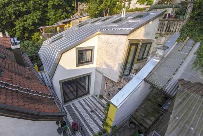 Nuove idee per abitare in un cottage industriale ville for Costruire un cottage