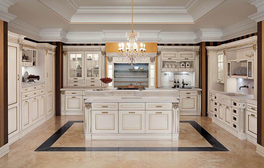 Aran e intimissimi stile italiano in russia - Aran cucine italy ...