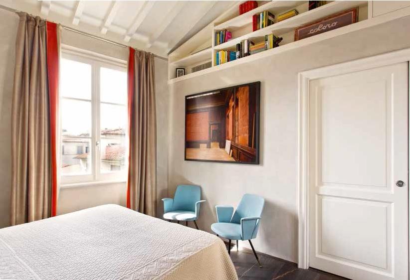 Firenze stile classico e ironia ville casali for Ville stile classico