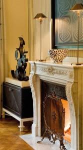 Restaurare villa marmo