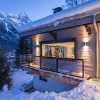 Baita a Chamonix Chevallier