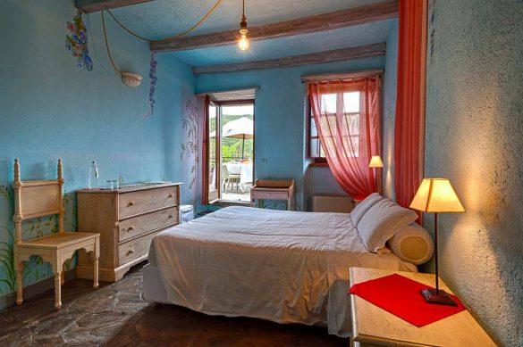 Sedici camere per un soggiorno da sogno