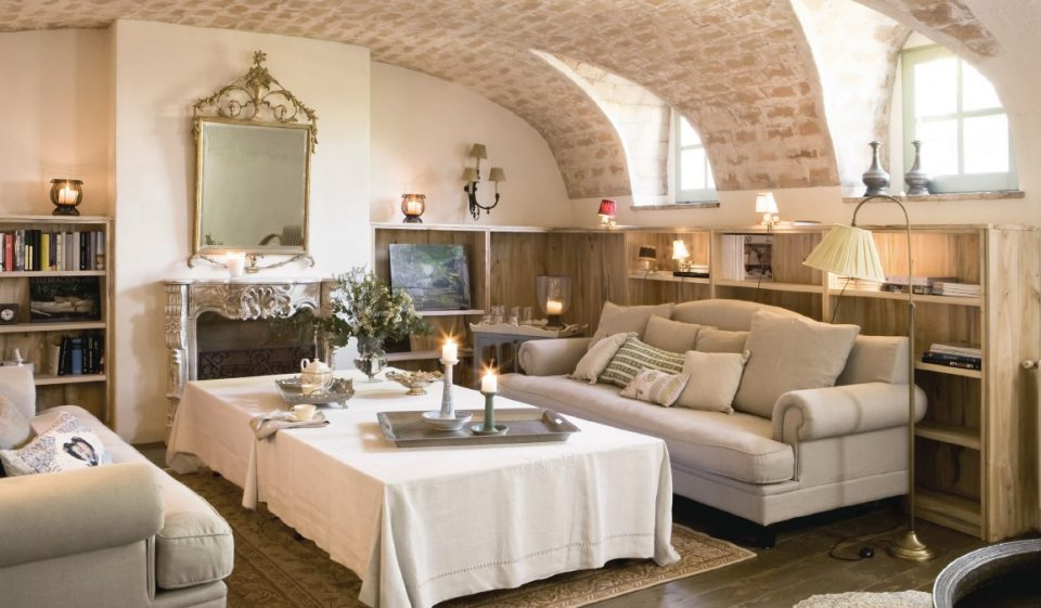 Casa Country in Spagna
