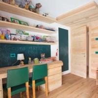 Casa di montagna in legno
