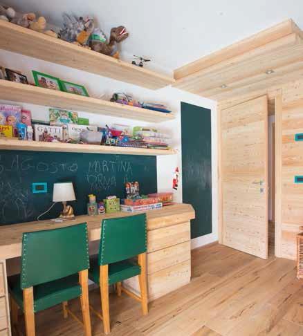 Rivestimenti casa montagna design casa creativa e mobili for Mobili walser