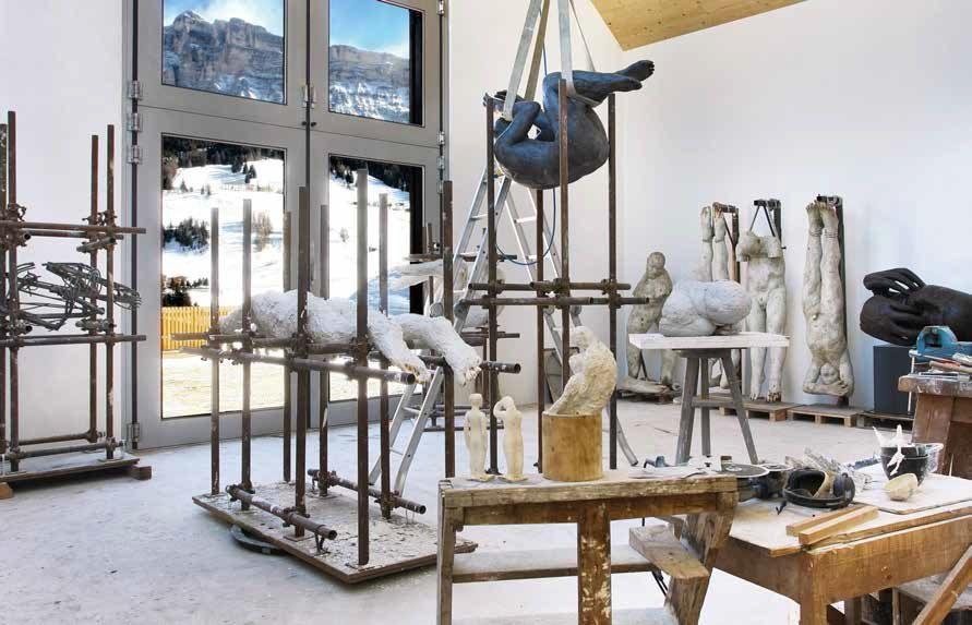 Le sculture della Val Badia
