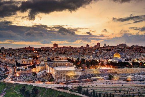 Gerusalemme mercato