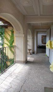 Restauro storico a Vacciago