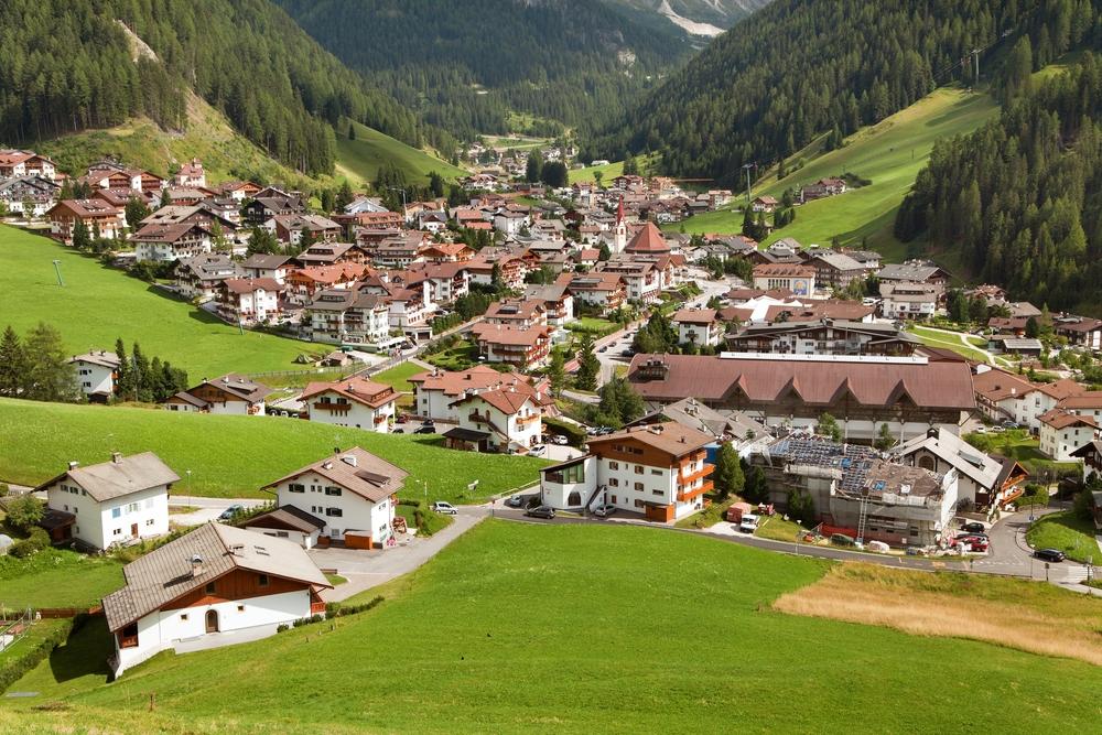 Mercato in Val Gardena