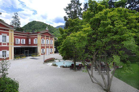 L'albergo si compone di una zona Classic e un'area Belvedere