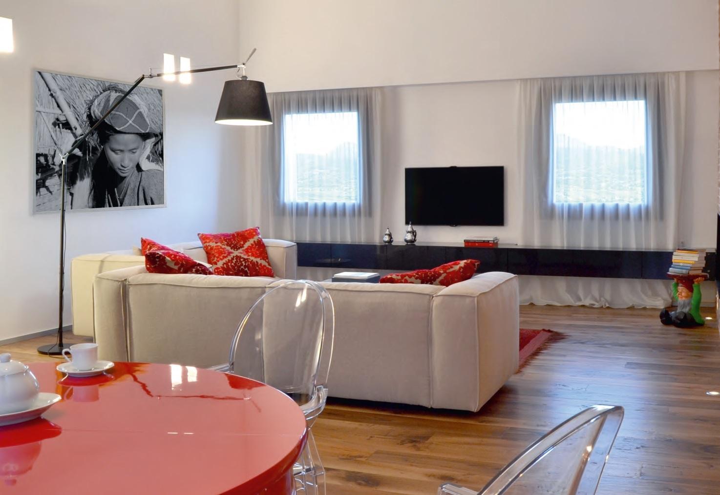 Ben noto Antico e moderno: un progetto di fusione | Ville&Casali ZJ41