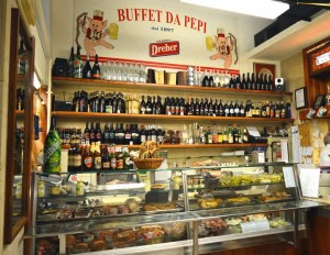 Trieste buffet