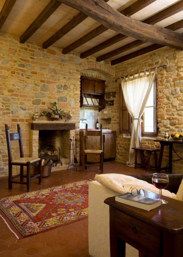 Camere confortevoli in una cornice storica