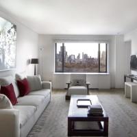 Appartamento a New York: spazi luminosi sulla Quinta