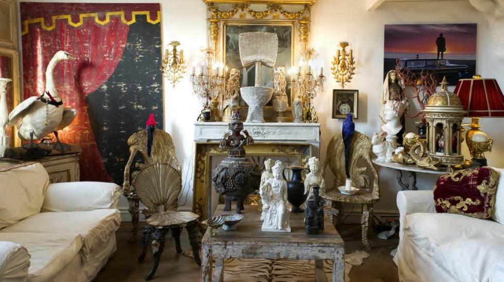 La casa di Roma della poetessa dell'abitare