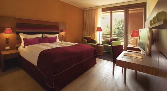 Camere e suite sono molto comode ed eleganti