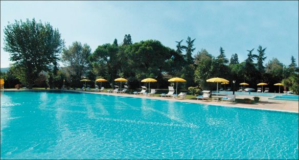 Tre piscine per una vacanza incantevole