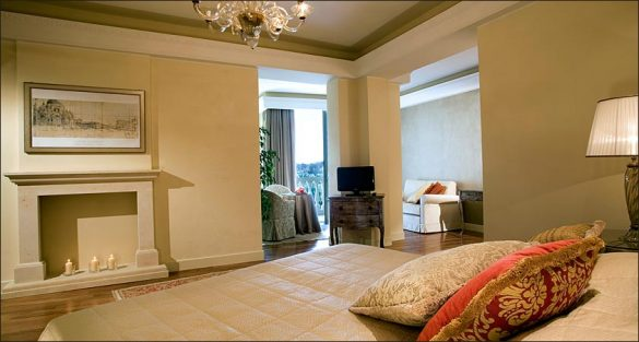 Camere eleganti con tutti i comfort