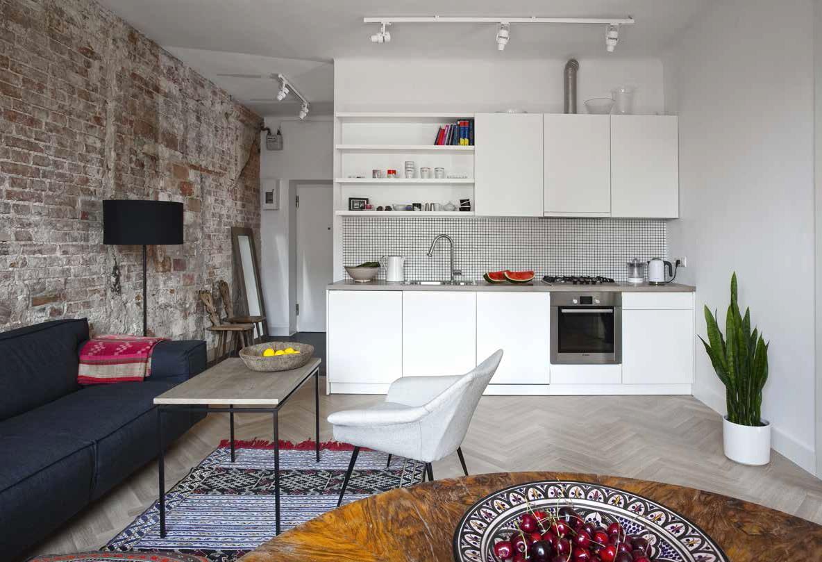 Ristrutturazione di un appartamento for Arredi marocchini