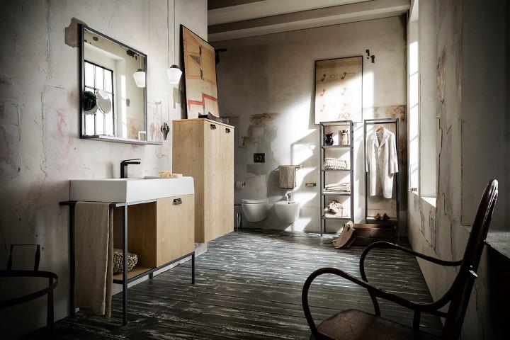 Arredare il bagno la soluzione play ville casali - Arredare il bagno ...