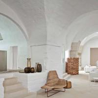 Casa in Salento: vivere in un frantoio