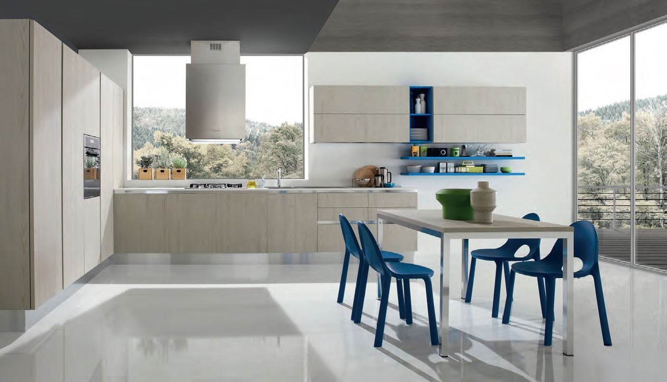 Cucine di tendenza: fatte con materiali innovativi | Ville&Casali