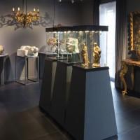 Oggetti d'arte e collezioni d'arredamento