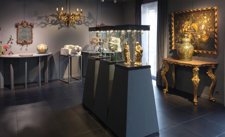 Oggetti d arte e collezioni d arredamento ville casali for Oggetti per architetti