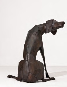Sculture di cani