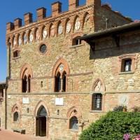 Castelletto di Montebenichi a Bucine