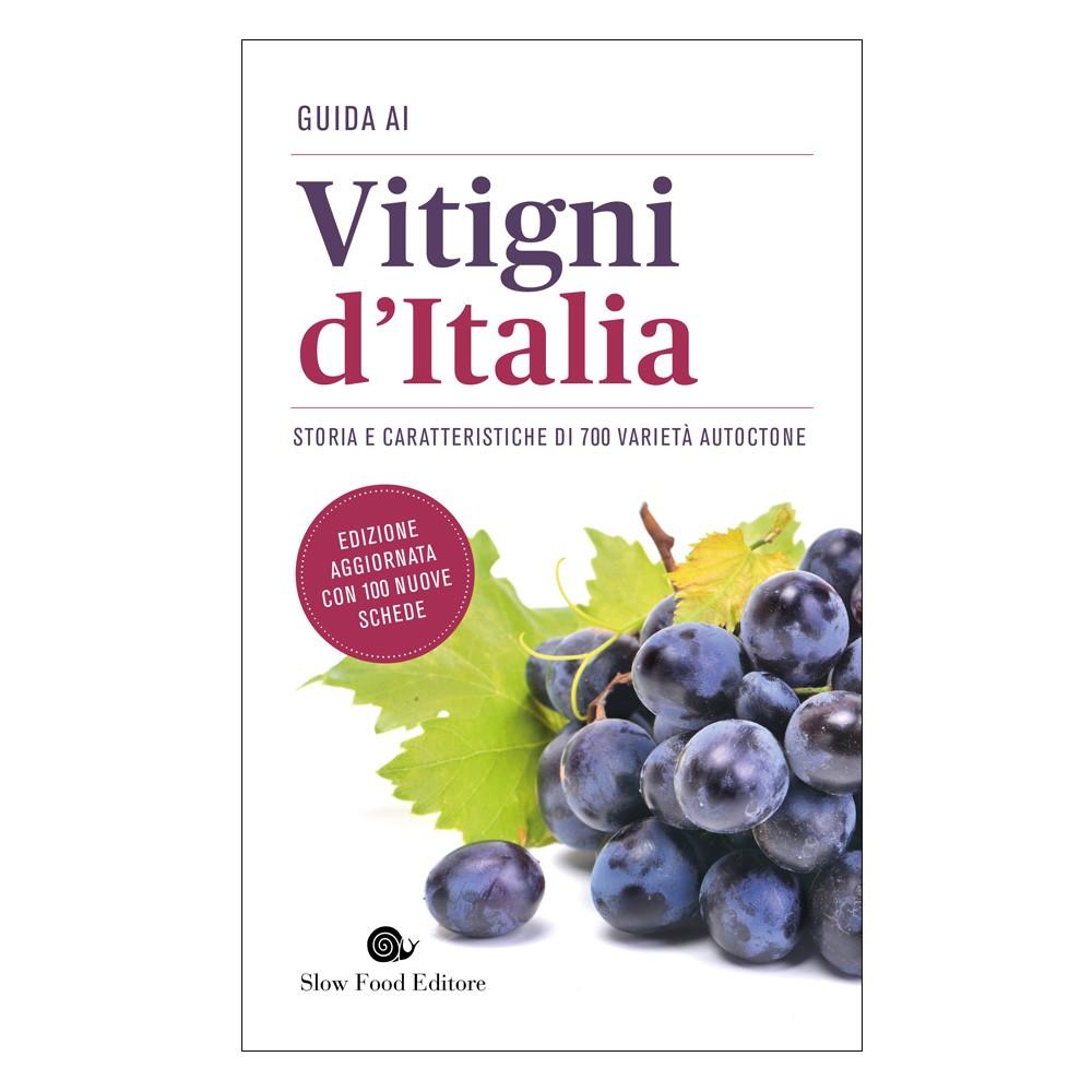 La Guida ai Vitigni d'Italia