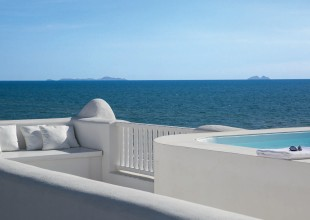 Una villa sulla costa: il mare in casa