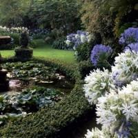 Giardino inglese a Villa della Pergola, che sogno!