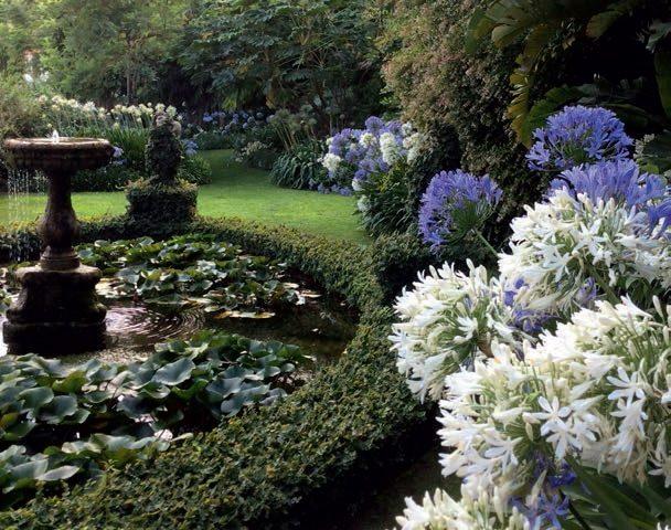 Bagno Turco In Inglese : Giardino inglese a villa della pergola che sogno ville casali