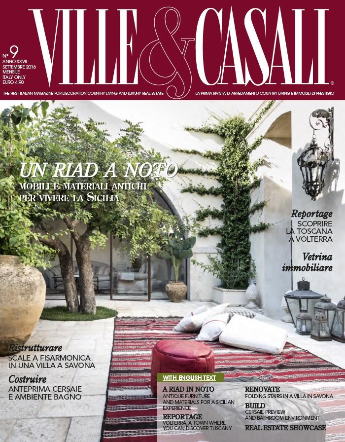Copertina di Ville&Casali
