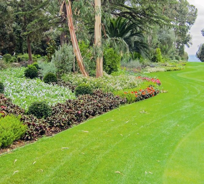Progettare un giardino idee e considerazioni ville casali for Idee di giardino