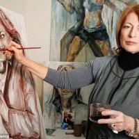 Enoarte – dipingere la bellezza con il vino