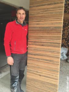 Passione per il legno