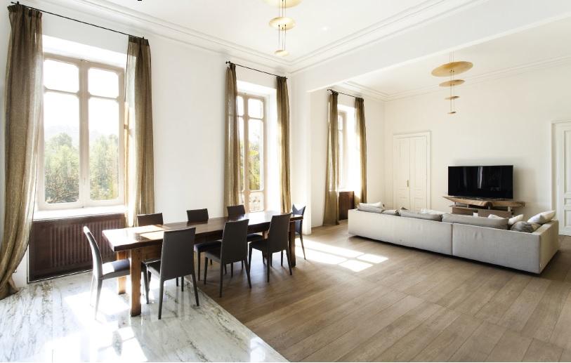 Ristrutturazione di un appartamento storico a Torino