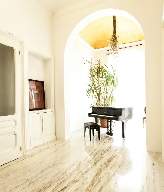 Ristrutturazione di un appartamento storico a torino for Appartamento sinonimo