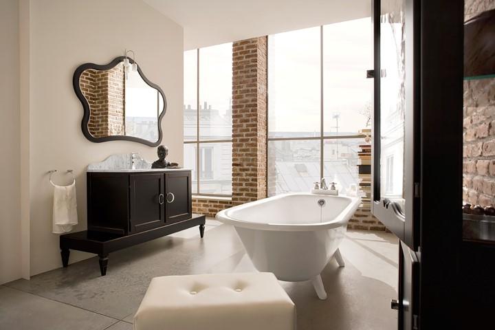 Arredare il bagno: la romantica eleganza di York  Ville&Casali