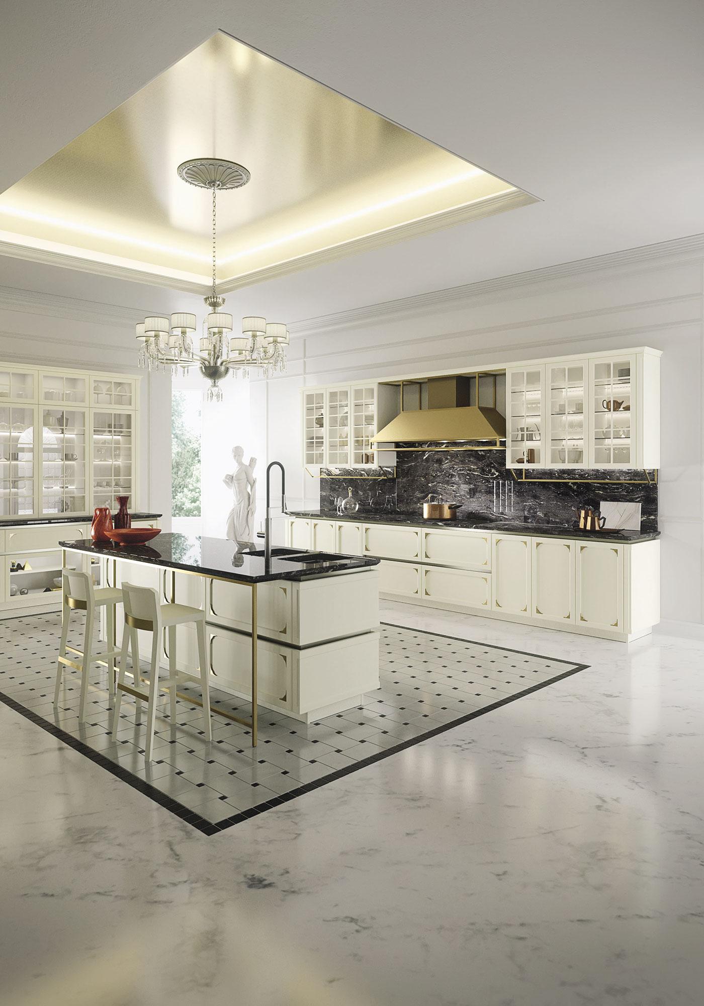 Cucine Moderne Con Isola Snaidero. Good Amazing Cucina Con ...