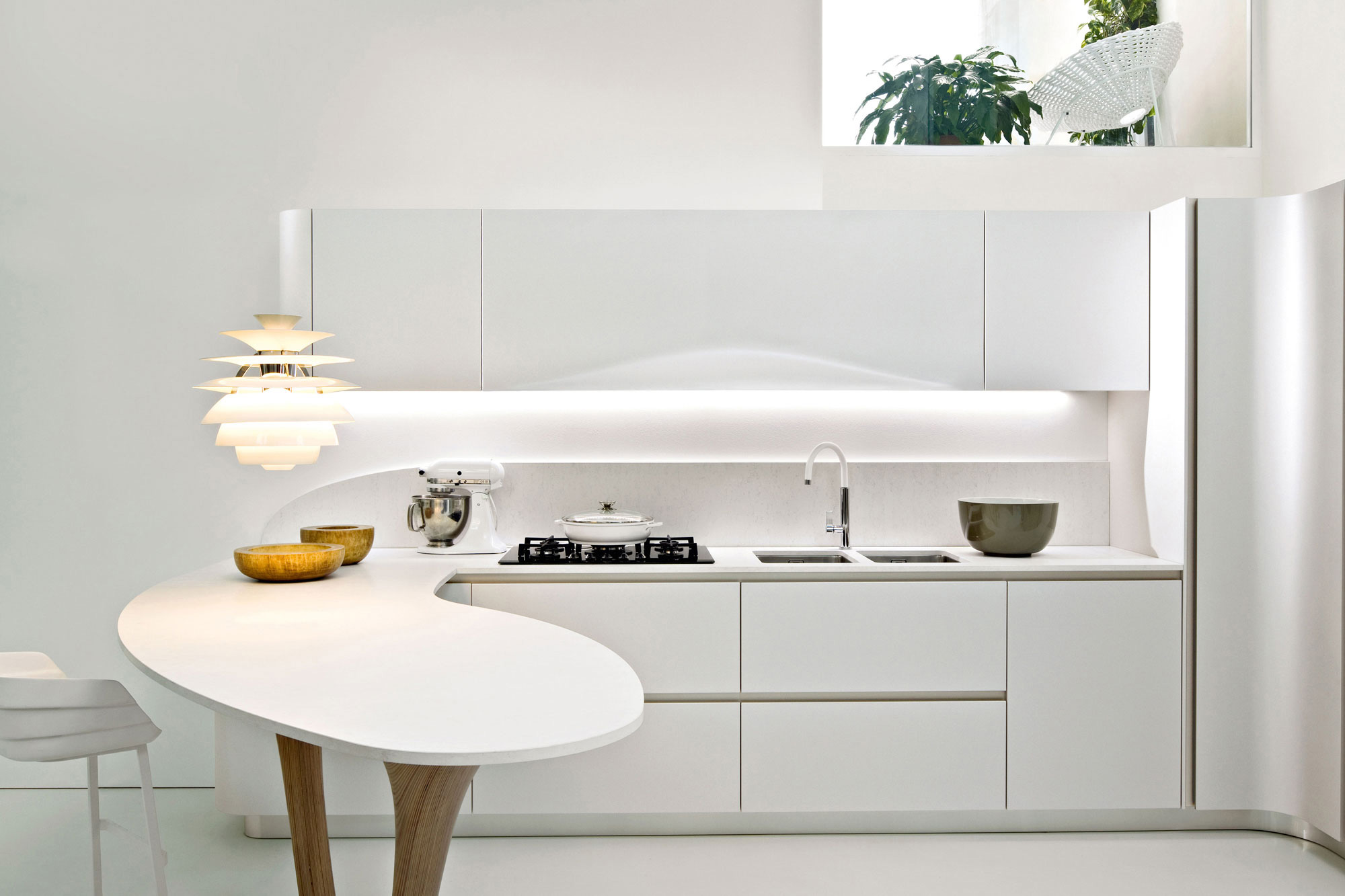 Cucine Snaidero: lo stile Pininfarina e Iosa Ghini   Ville&Casali